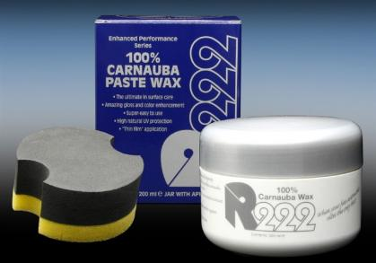 R222 100% Carnauba Paste Wax/Hartwachs 200ml
