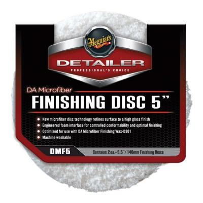 Meguiars DA Microfiber Finishing Disc 140mm