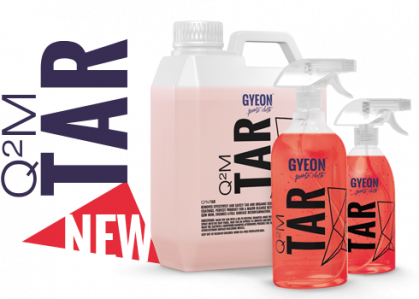Gyeon Q²M Tar 500ml