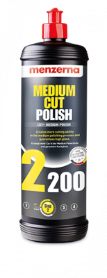 Menzerna Medium Cut Polish 2200 1,0L