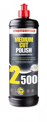 Menzerna Medium Cut Polish 2500 1,0L