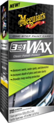 Meguiar´s 3in1 Wax 473ml