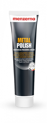 Menzerna Metal Polish Universal Polishing Cream 125g