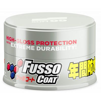 Soft99 New Fusso Coat 12 Month Wax Light 200g