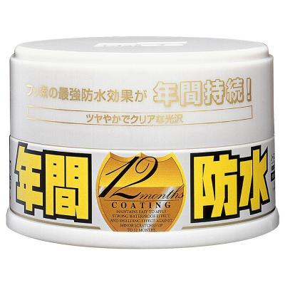 Soft99 Fusso Coat 12 Month Wax Light 200g