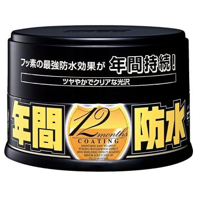 Soft99 Fusso Coat 12 Month Wax Dark 200g