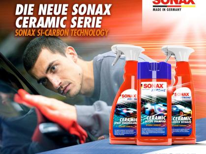 SONAX Xtreme Ceramic Quick Detailer 750ml