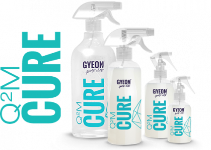 Gyeon Q²M Cure 400ml