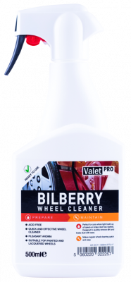 ValetPRO Bilberry Wheel Cleaner RTU 500ml
