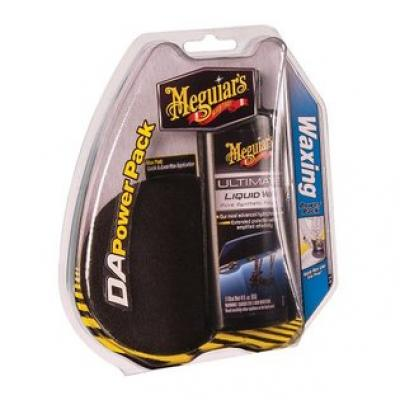 Meguiars DA Power Pack Waxing