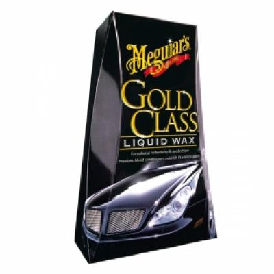 Meguiars GoldClass Carnauba Plus Premium Liquid Wax
