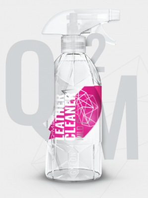 Mobile Preview: Gyeon Q²M Leather Cleaner Mild 500ml