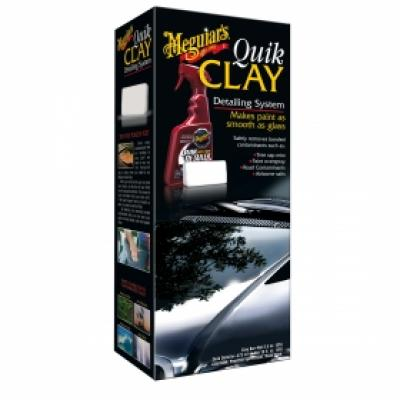 Meguiars Quick Clay Detailing System-Starter Kit