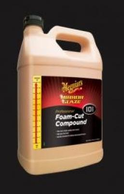 Meguiars Professional Foam Cut Compound 3,78L