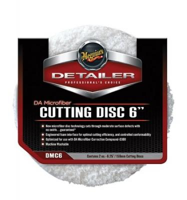 Meguiars DA Microfiber Cutting Disc 160mm