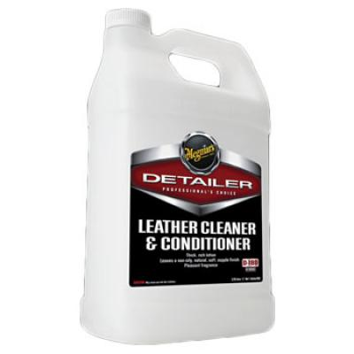 Meguiars Detailer Leather Cleaner & Conditioner 3,79L