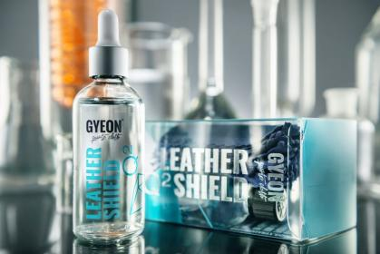 Gyeon Q² Leather Shield Set 100ml