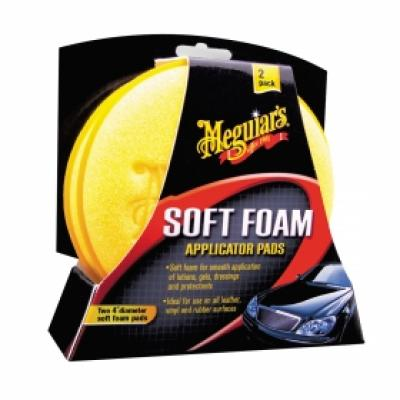 Meguiars Soft Foam Applicator Pads (2er Pack)