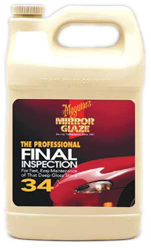 Meguiars Professional Final Inspection 3,79L
