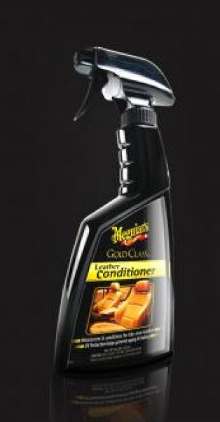 Meguiars GoldClass Leather Conditioner