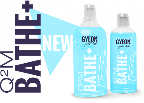 Gyeon Q²M Bathe+ 400ml