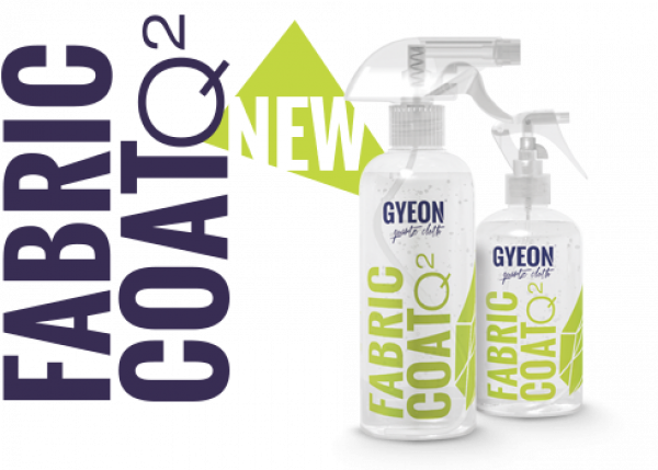 Gyeon Q² Fabric Coat 120ml