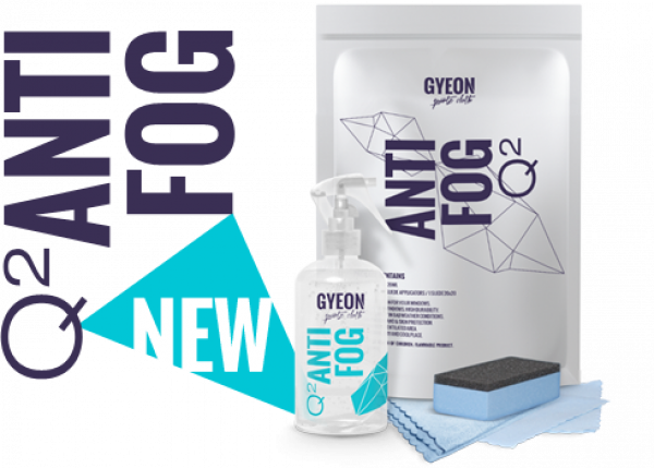 Gyeon Q² AntiFog 120ml