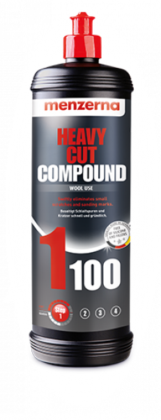 Menzerna Heavy Cut Compound 1100 250ml