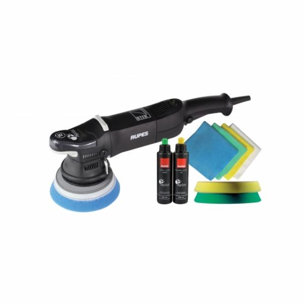 RUPES BigFoot Exzenter-Poliermaschine LHR15 Mark II Standard Kit