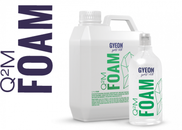 Gyeon Q²M Foam 4,0L
