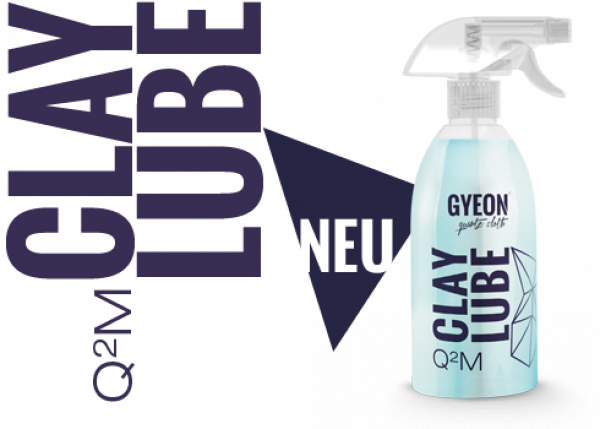 Gyeon Q²M Clay Lube 500ml