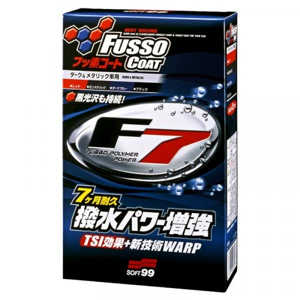Soft99 Fusso Coat F7 Black & Dark 300ml
