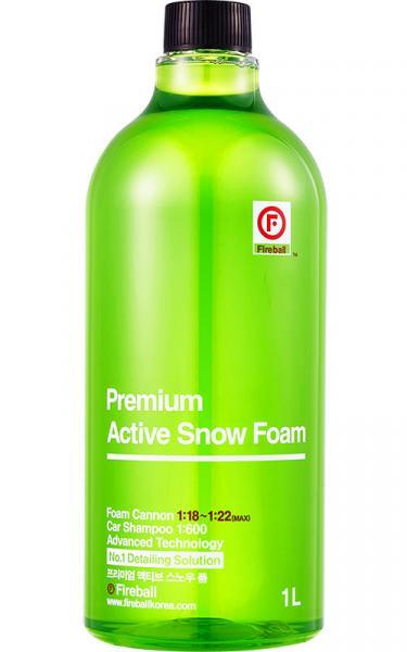 Fireball Premium Active Snow Foam 1L