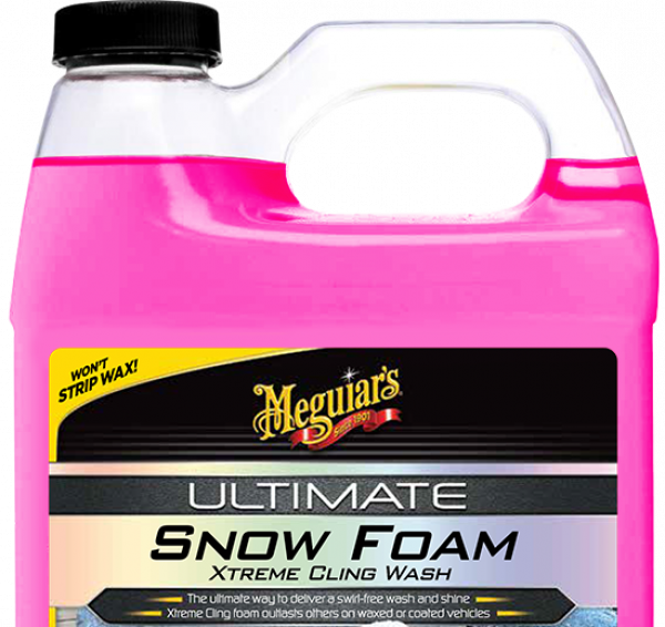 Meguiars Ultimate Snow Foam Xtreme Cling 946ml