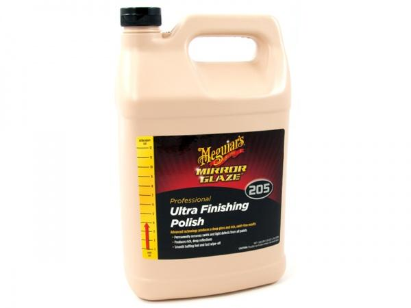 Meguiars Professional Ultra Finishing Polish M205 3,78L