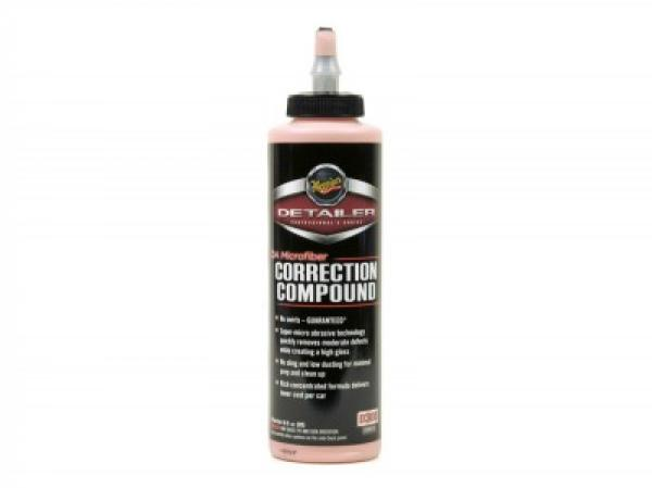 Meguiars Detailer DA Microfiber Correction Compound 473ml
